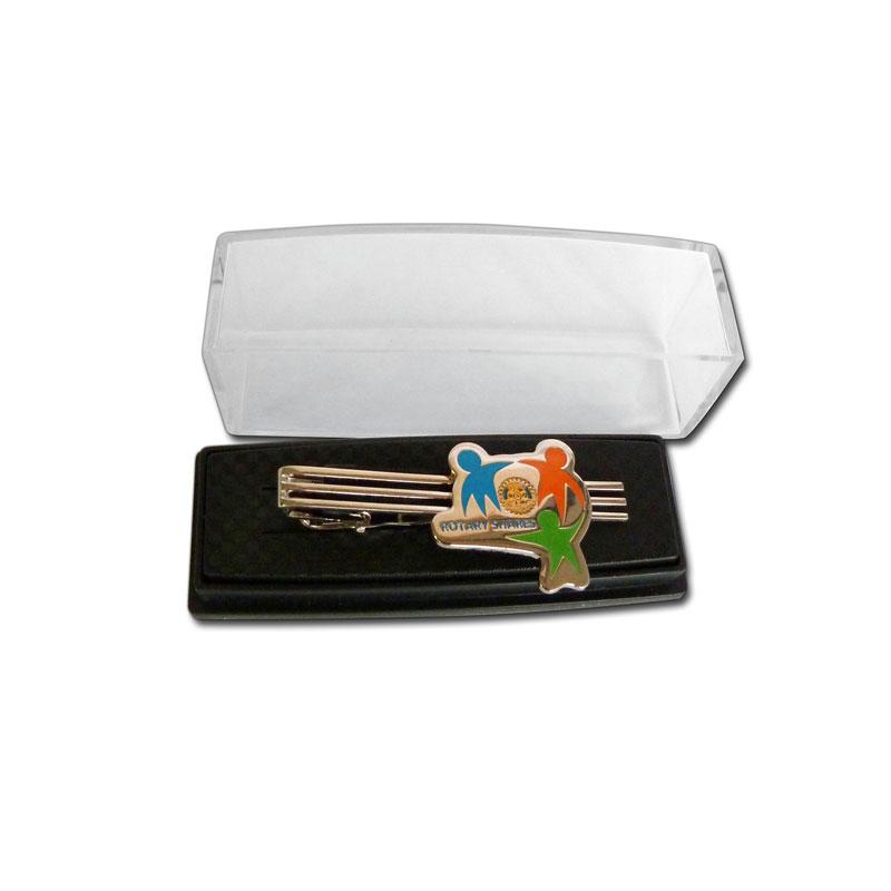 Epingle de cravate personnalisée