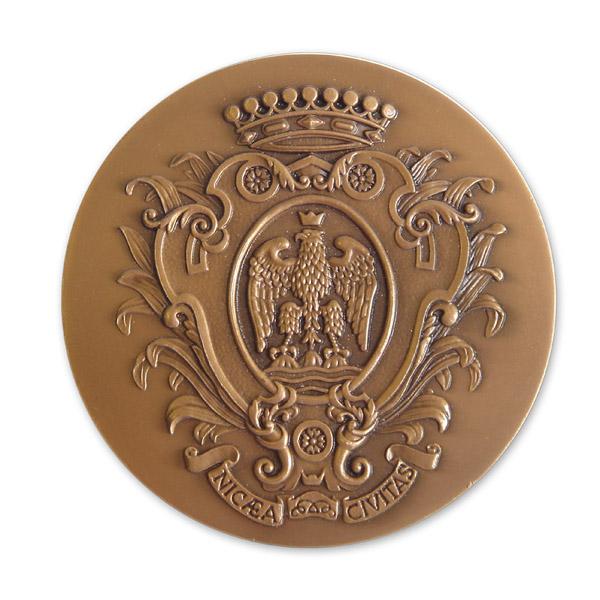 Medaille Argent Ville De Paris