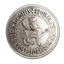 Médaille de ville reproduisant un ancien sceau