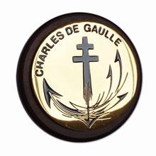 Tape de bouche porte-avions Charles de Gaulle
